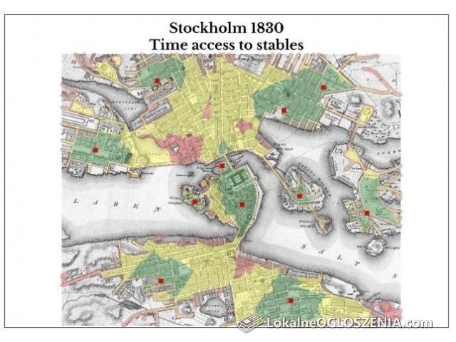 GIS, mapy, kartografia, analizy przestrzenne