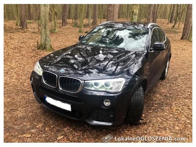 BMW X4 X drive Bi Xenon led navi M-PAKIET