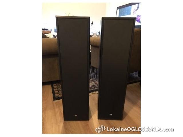 Głośniki podłogowe JBL TLX 5000
