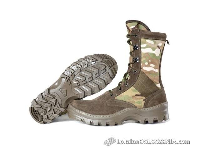 Buty wojskowe taktyczne GARSING 516 MO - Shot
