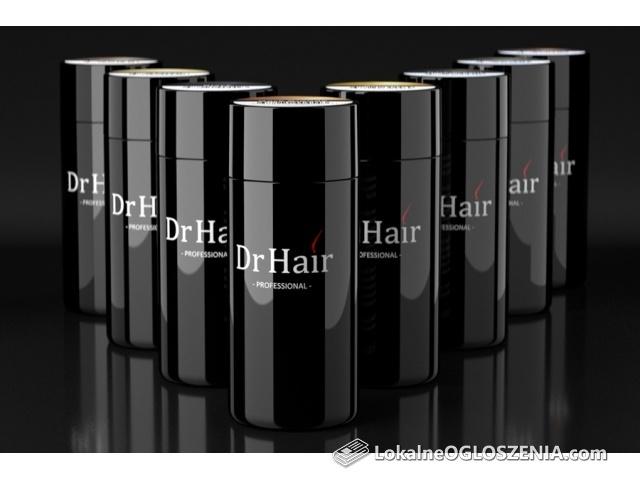 Zagęszczanie włosów - DrHair