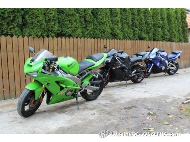SKUP motocykli, quadów, skuterów, motorów