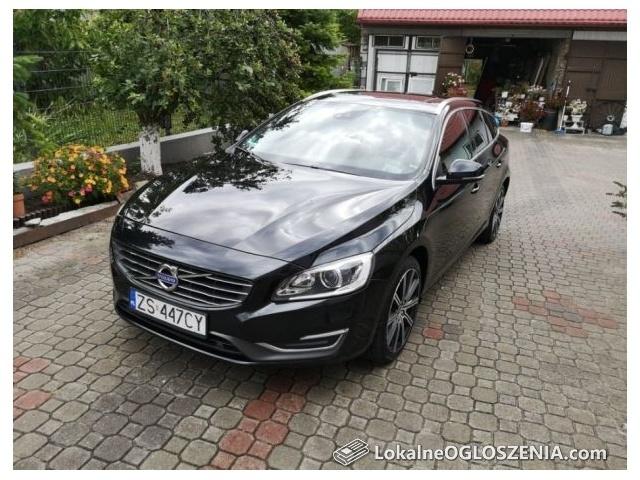 Volvo V60 2015r 2.4 Diesel AWD 4x4 215 KM