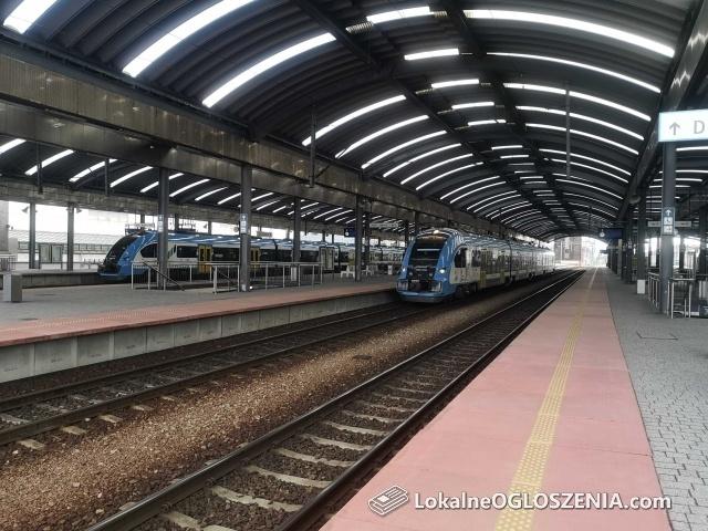 Obserwator – liczenie pasażerów pociągów