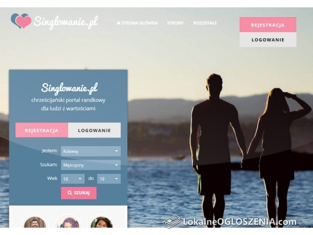 Portal randkowy stworzony, by łączyć ludzi z wartościami
