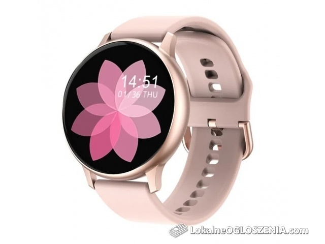 PROMOCJA! Zegarek damski SMARTWATCH DT88 PRO ACTIVE2 EKG Ciśnieniomier