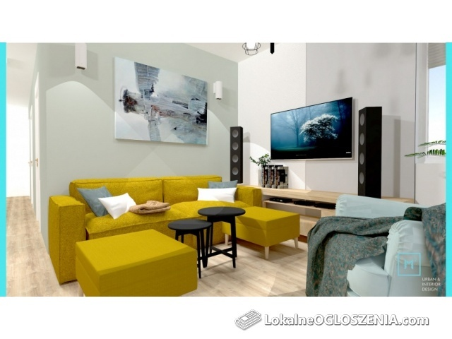 Wizualizacje przestrzeni mieszkalnych i komercyjnych