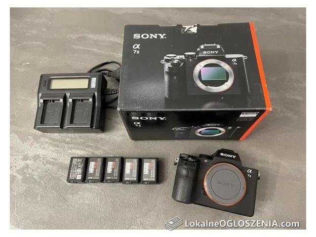 Aparat Sony A7 II mark2 Body