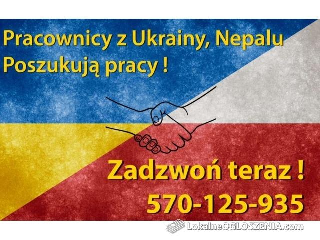 Osoby z Ukrainy, Białorusi, Bangladeszu podejmą pracę w Polsce.