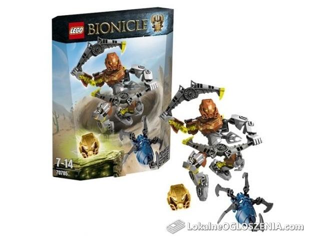 Lego Bionicle Pohatu: Wladca Skał 70785