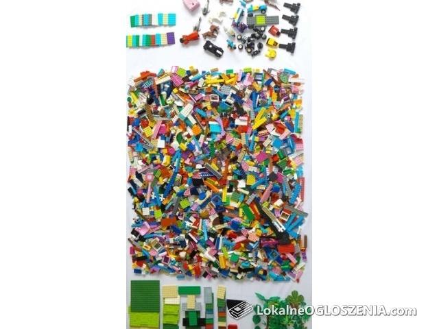 Klocki LEGO Duży zestaw