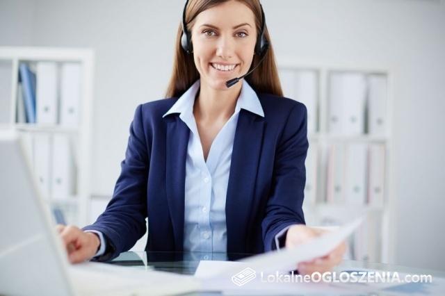 Pracownik biurowy - obsługa pracowników z Ukrainy
