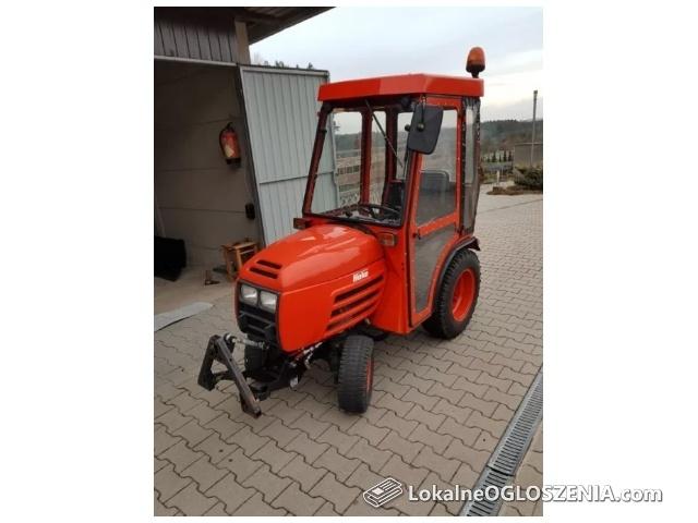 Sprzedam traktorek Hako 1700d