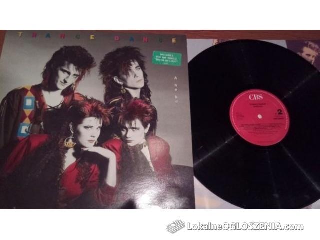 Trance Dance – A-Ho-Ho unikat winyl 1986