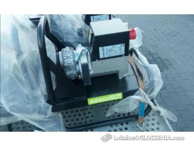 Generator Agregat prądotwórczy 18 kW 22 kW 24 kW Agrovolt
