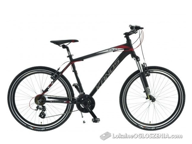 Nowy Rower Górski MTB męski KANDS 26'' SHIMANO ALTUS