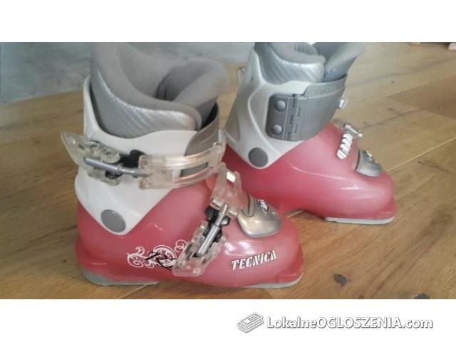 Buty narciarskie TECNICA RJ Girl (17,0 cm) 203mm