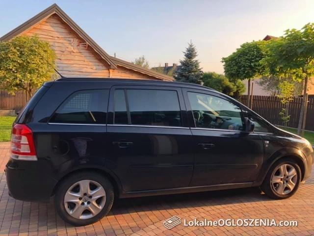 Opel Zafira wersja B