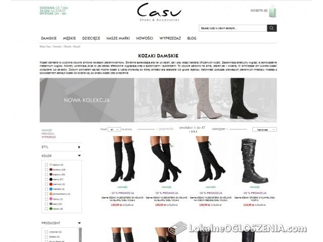Sklep internetowy CASU.pl