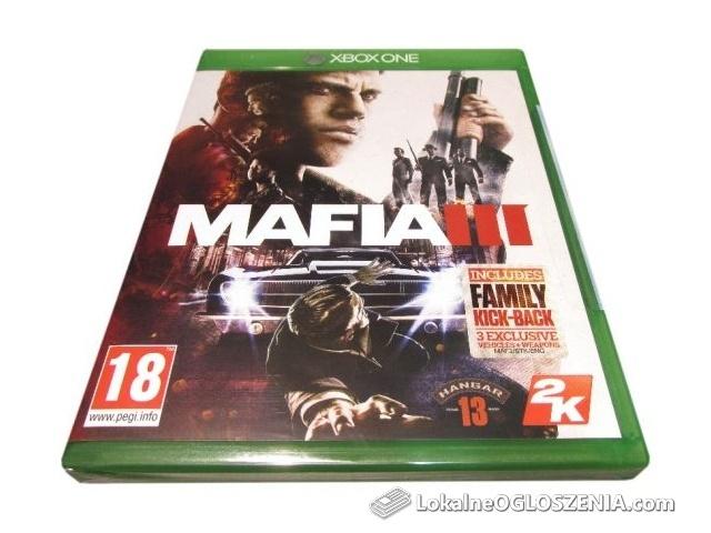 Mafia 3 / Xbox One / PL