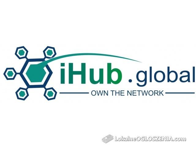 iHub global zamów bezpłatny hotspot  - zbuduj własny biznes i sieć na zawsze !