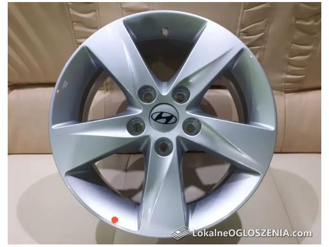 Felgi Aluminiowe Hyundai 16
