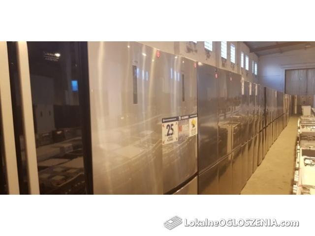 OUTLET AGD Lodówka Samsung 180 cm