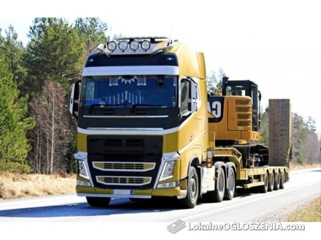 Transport międzynarodowy i krajowy