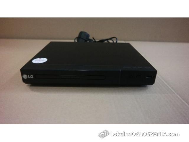 Odtwarzacz DVD LG DP132 !PROMOCJA! USB, 25 miesięcy gwarancji, FV