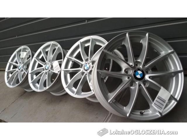 """Felgi aluminiowe BMW X3 F25, X4 F26, 3 E90 E91 F30 17"""" 5x120 ET32"""