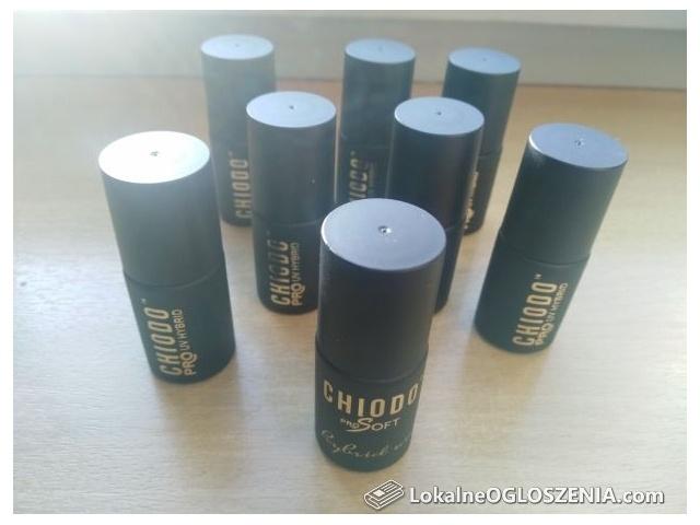 Lakiery hybrydowy CHIODO Pro Soft różne kolory + gratis lakier