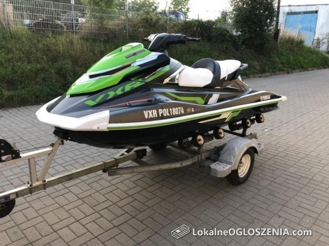 Skuter Wodny Yamaha VXR 1800 Salon Polska 2017rok