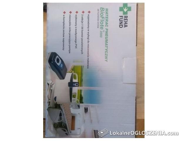 Materac przeciwodleżynowy pneumatyczny BIO FLOTE 2000