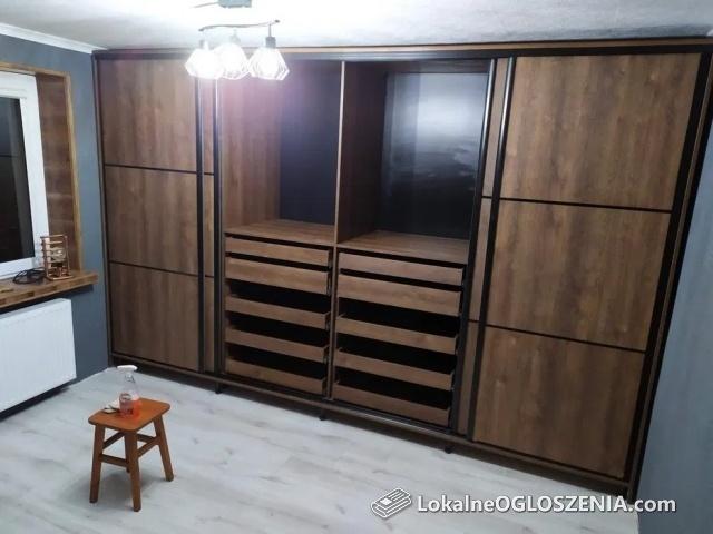 Meble na wymiar, kuchnie, szafy, garderoby, schody