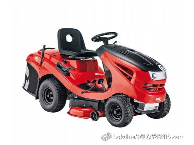 Traktorek Ogrodowy Solo AL-KO T13 93.7 HD Fabrycznie Nowy Dost.Gratis