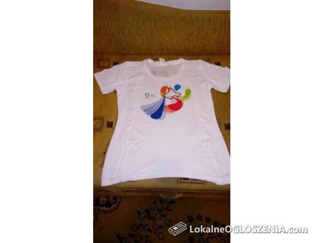 Koszulka biegowa damska L nowa