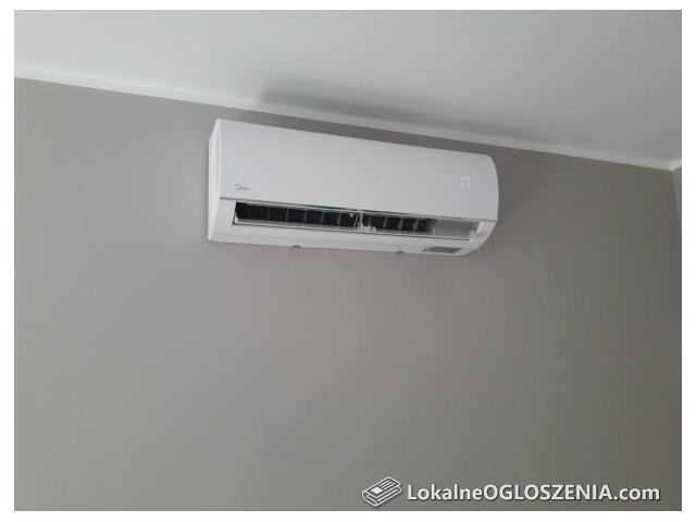 Klimatyzacja, Wentylacja - montaż 7 Lat Gwarancji.