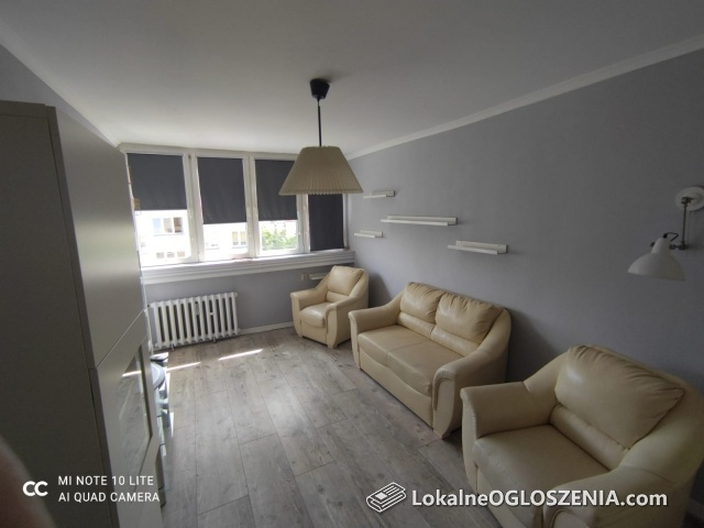 Wynajmę mieszkanie 2 pokojowe w Polkowicach