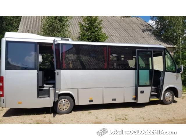 Autobus Iveco Rapido