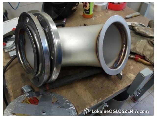 Spawanie aluminium ,stali nierdzewnej,żeliwa,miedzi,cortenu,