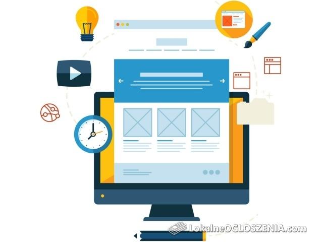 projektowanie stron, sklepy internetowe, grafika, reklama, druk