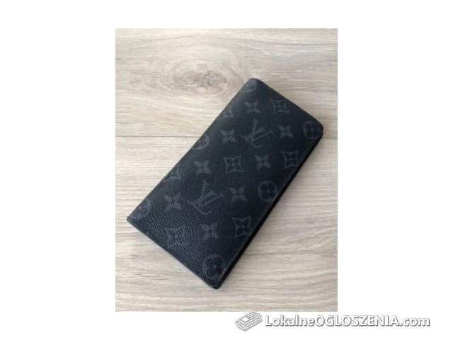 Louis Vuitton Brazza Monogram - portfel (Vitkac)