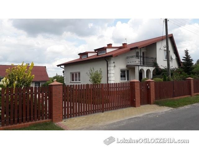Dom koło Lipna na działce 25 arów