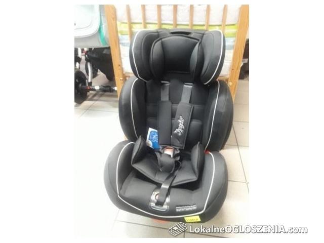 Fotelik samochodowy Caretero Angelo Fix Isofix 9-36 kg