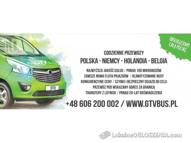 Transport Polska- Holandia