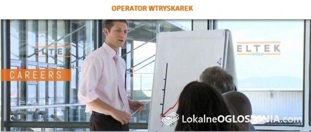 Praca na produkcji: operator wtryskarek