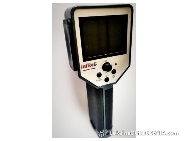 ThermoGear G30 Kamera termowizyjna NEC