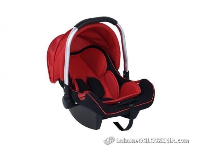 Fotelik Samochodowy Dziecięcy 0-13kg Nosidełko Fun Baby LUPI