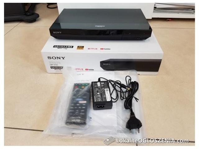Sony UBP-X700 Blu-Ray