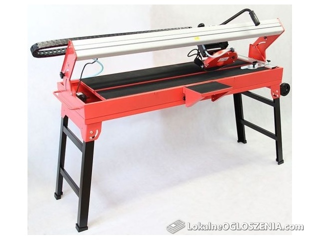 Przecinarka stołowa do glazury 1200W długość cięcia 127 cm